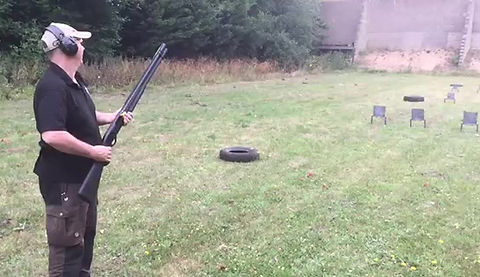 Target Shotgun at HPRPC