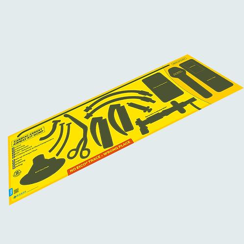 Airway Kit Dump Sheet