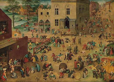 Pieter_Bruegel_Giochi di Bambini
