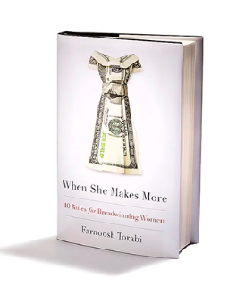 When she makes more book cover