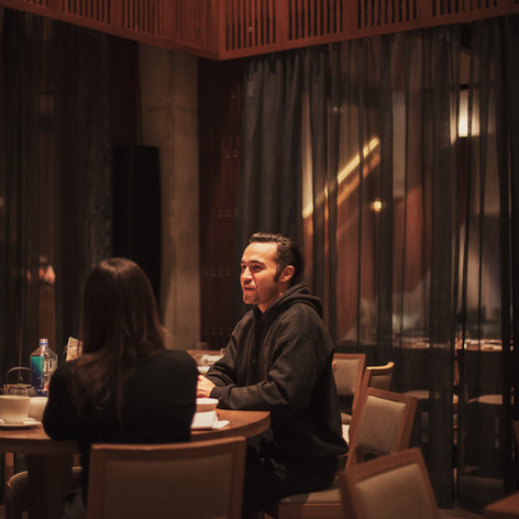 An actual first date with actual Pete Wentz - Noisey