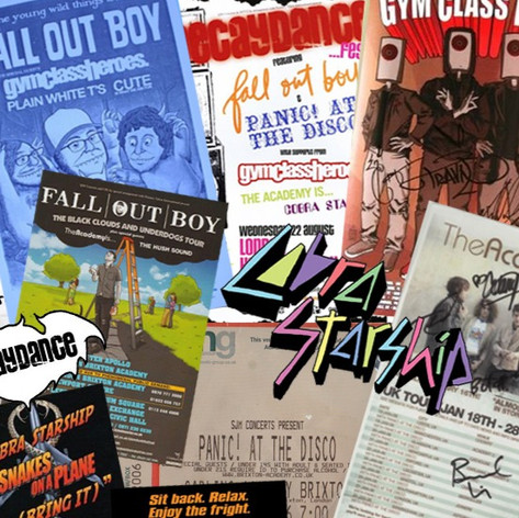 An oral history of Decaydance Records told by Pete Wentz, Gabe Saporta, Travie McCoy and more