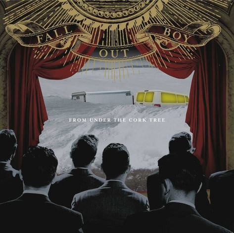 From Under The Cork Tree: 15 years of Fall Out Boy's emo milestone - Louder