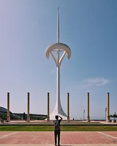 Torre Calatrava. Barcelona