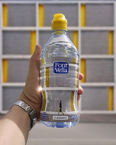 Font Vella bottle