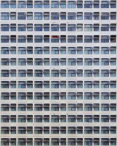 Hotel facade in Manchester