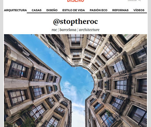 Arquitectura y Diseño StoptheRoc by Roc Isern