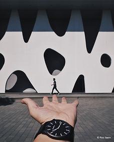 Fira Gran Via by Toyo Ito. L'Hospitalet