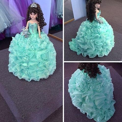 Custom made last quince doll