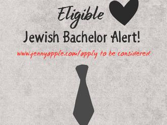 Eligible Jewish Bachelor Alert!