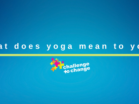 What is Yoga to You?