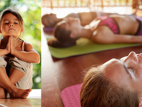 Power in the 'Yoga Nap'