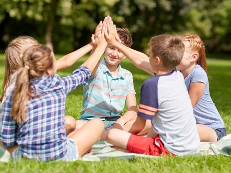 Kids & The Happiness Advantage: Part 7