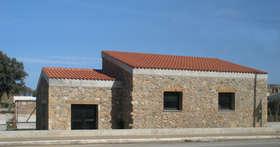 Stone building restoration