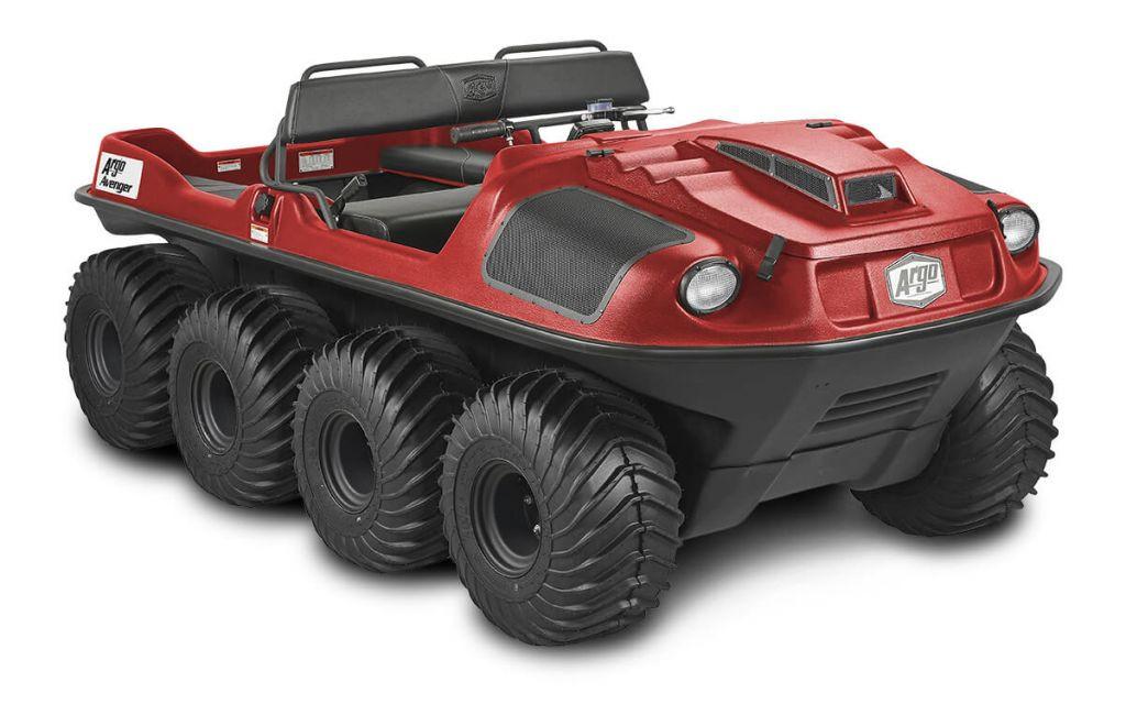 Avenger ATV
