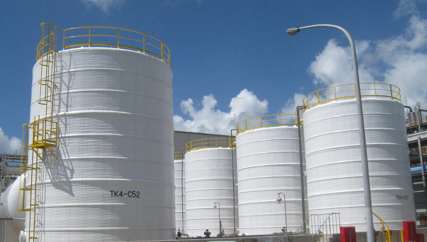 Industrial Water Tank