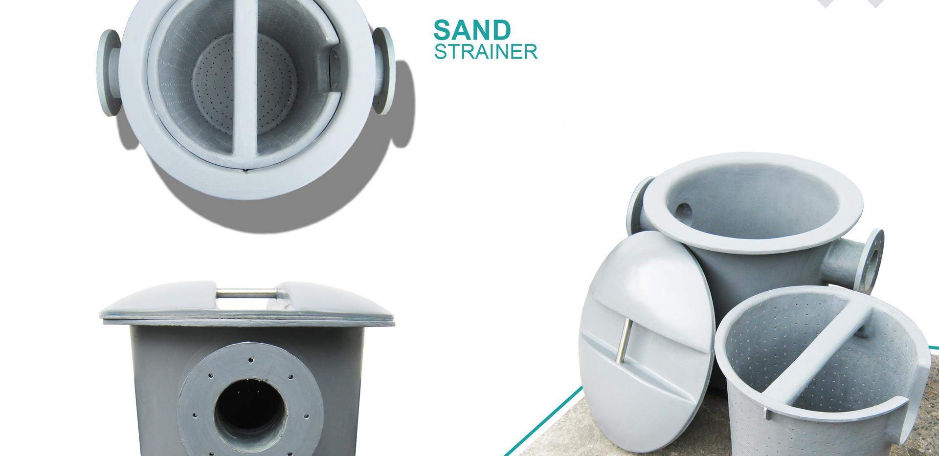 Sand Strainer