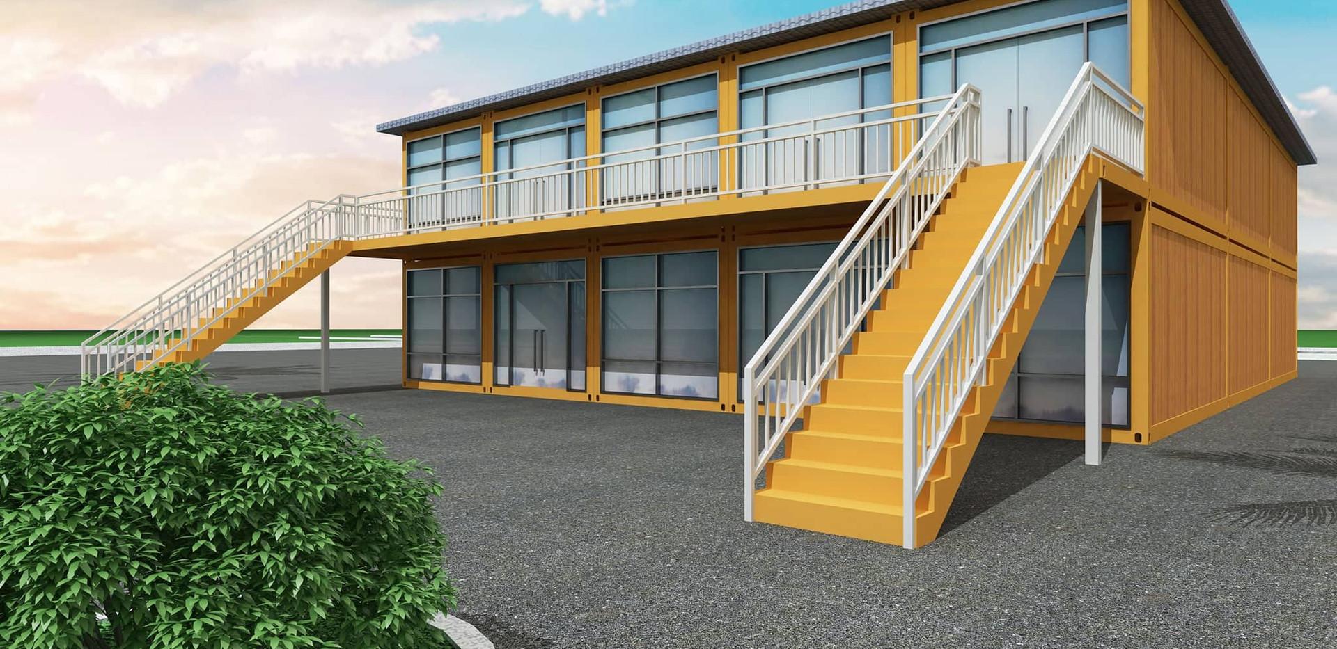 FRP Building