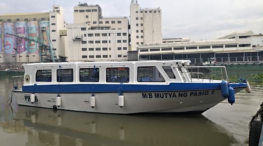 M/B Mutya Ng Pasig