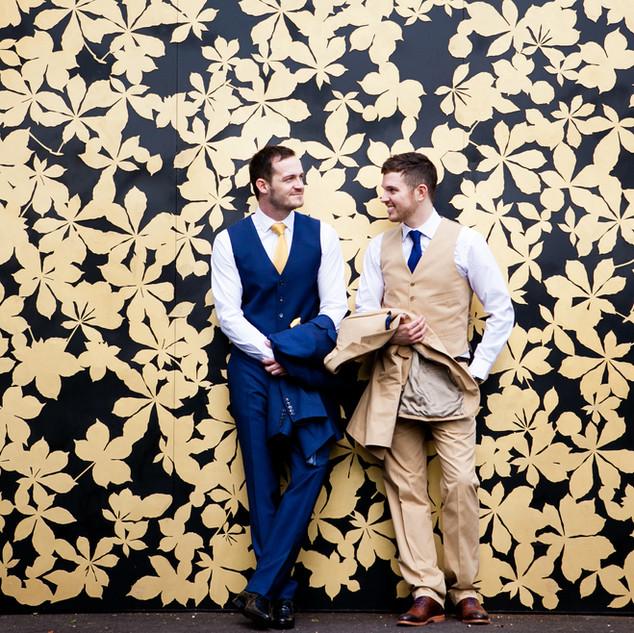 gay friendly wedding photographer