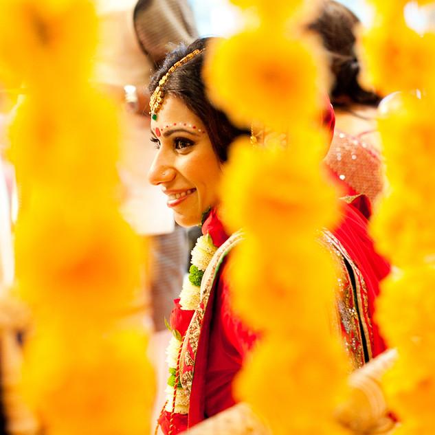 natural Asian wedding photographer