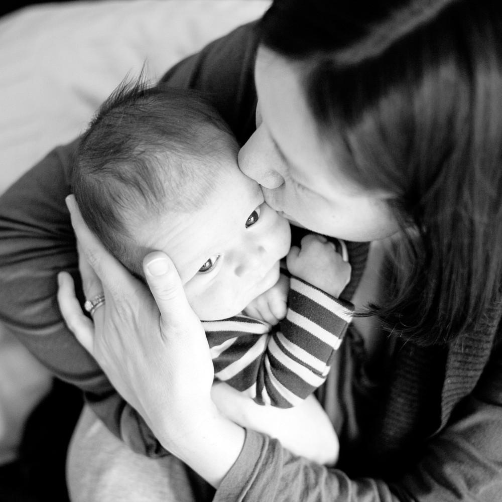 London newborn session
