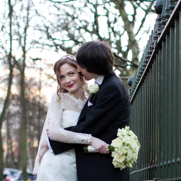 Highgate wedding photographer