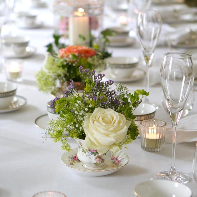 London Dorchester wedding detail
