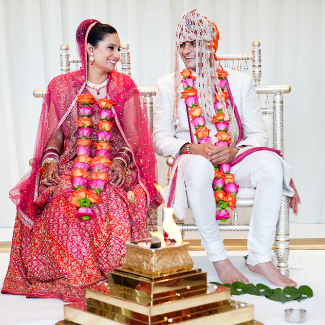 Indian wedding photography in North London