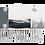 Thumbnail: Peineta Plata con Zirconia Blanca