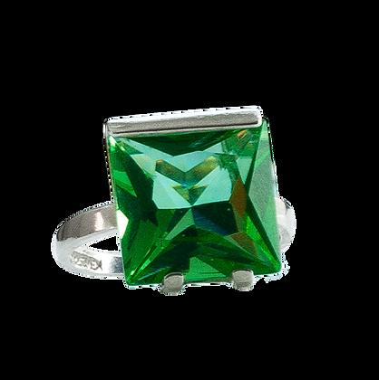 Anillo Fancy Verde