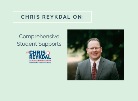 Chris Reykdal on Comprehensive Supports for Students