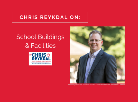 Chris Reykdal on Safe & Effective School Buildings and Facilities