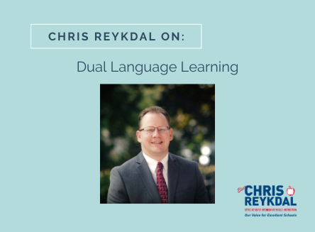 Chris Reykdal on the Power of Dual Language