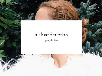 aleksandrabrlan interview @ te dore