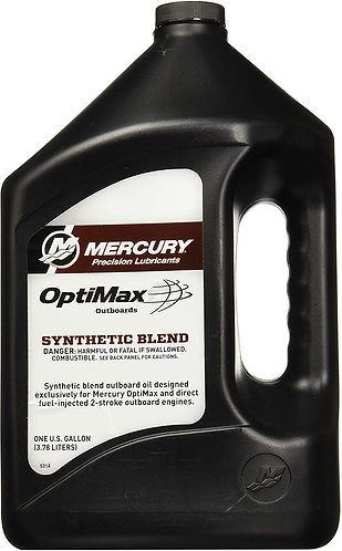 Mercury Optimax /DFI 2-Cycle Outboard Oil 1 Gallon