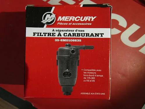 Fuel filter kit verado