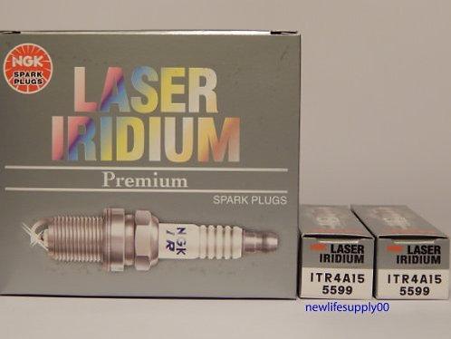 NGK # 5599 Laser Iridium Spark Plug ITR4A15