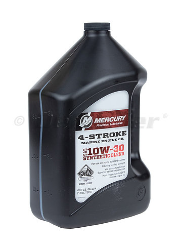10W30  GL -  4-STROKE Synthetic Engine Marine Oil