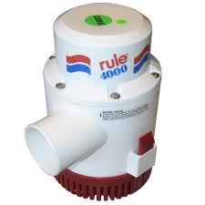 High Capacity Manual Bilge Pump