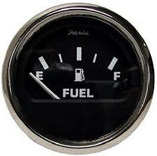 Dash Mount Electic Fuel Guage