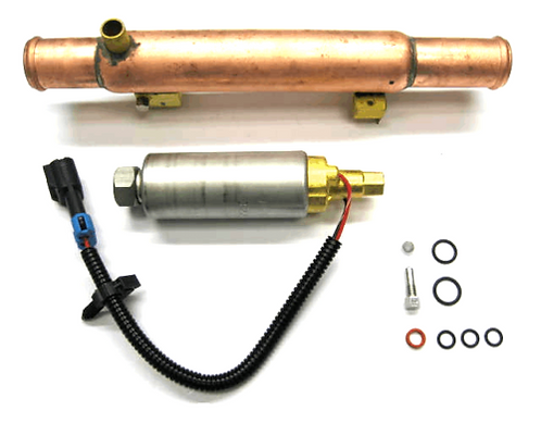 Mercury, Cooler Kit-Fuel