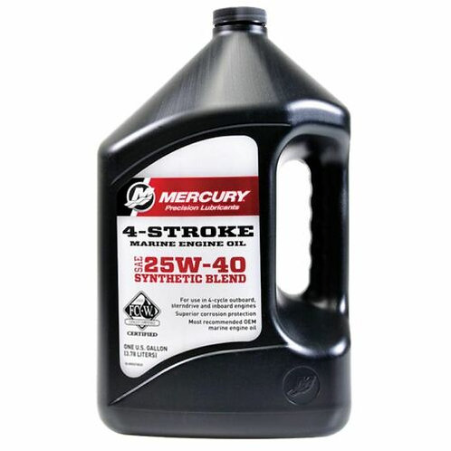 25W-40 Synthetic Blend Gallon 8M0078630