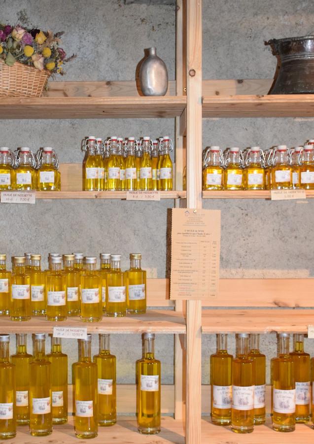 Boutique moulin à huile Storckensohn