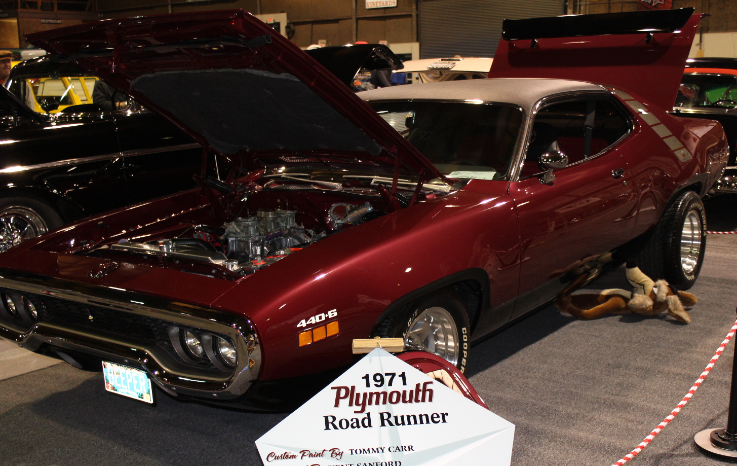 1971 Pymouth Road Runner