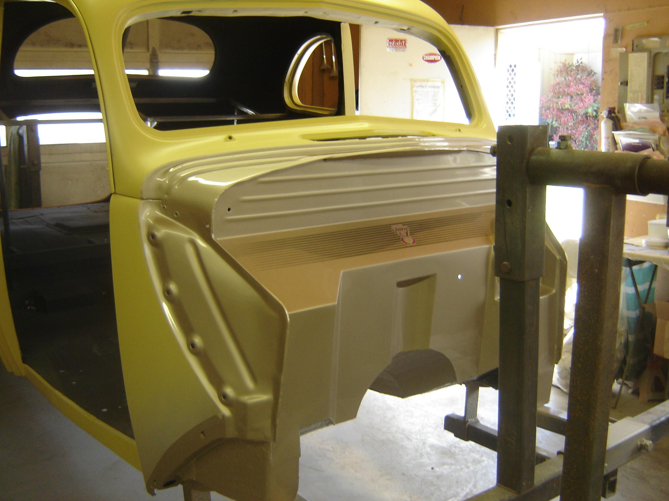 1937 Ford 2 door
