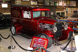 1930 Model A Ford Sedan Delivery