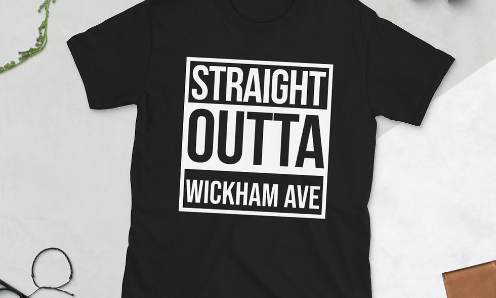 Straight Outta Wickham Tee