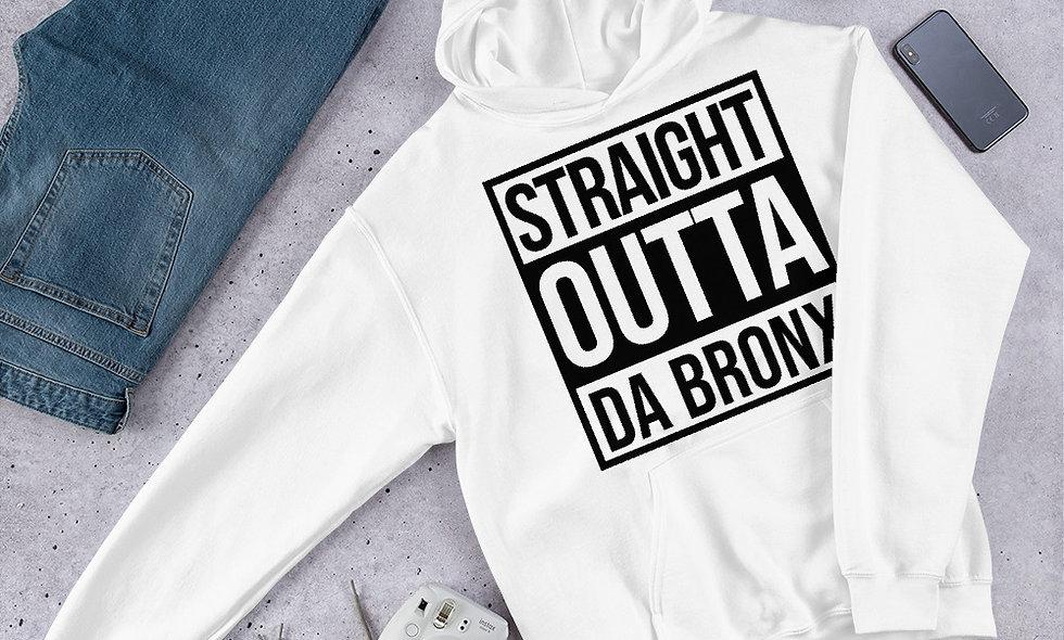 Straight Outta Da Bronx Hoodie