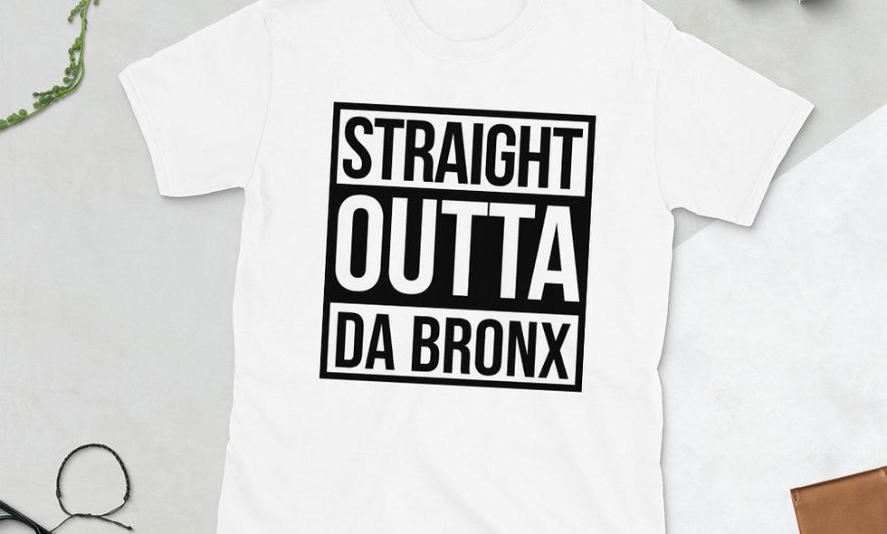 Straight Outta Da Bronx Tee